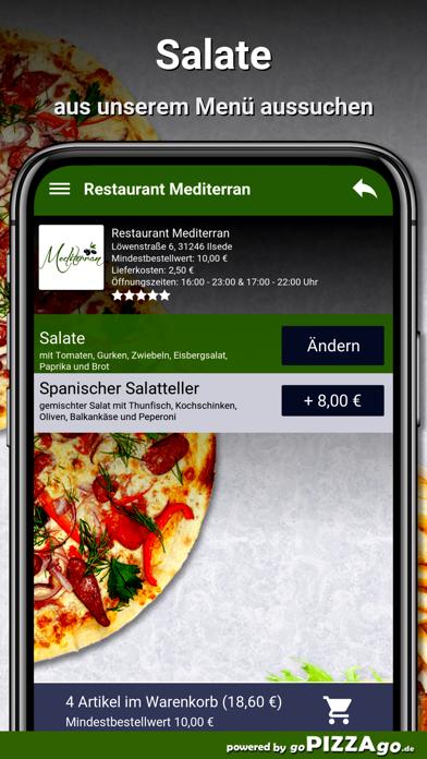 Restaurant Mediterran Ilsede screenshot 5
