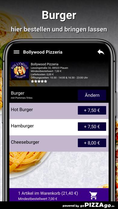 Bollywood Pizzeria Plauen screenshot 6