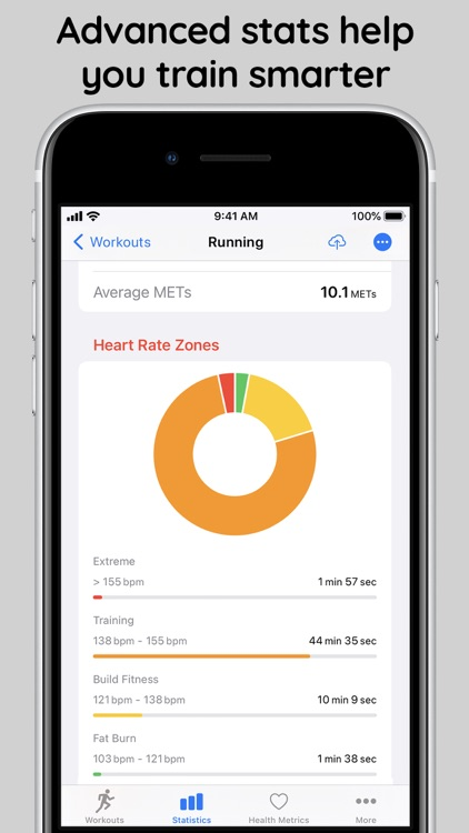 HealthFit screenshot-6