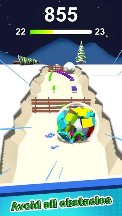 Run!Sticky BallСкриншоты 4