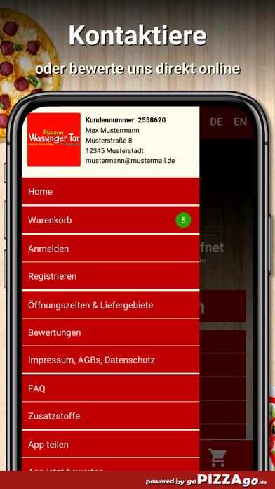 Wasunger Tor Meiningen screenshot 5