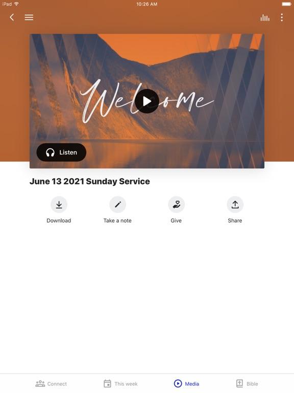 Creation Church - CT screenshot 6