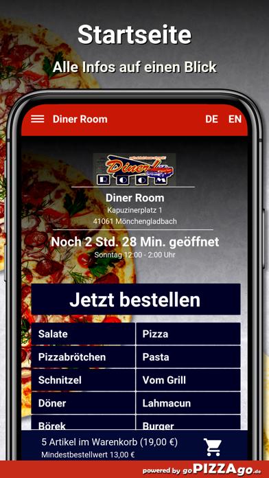 Diner Room Mönchengladbach screenshot 2