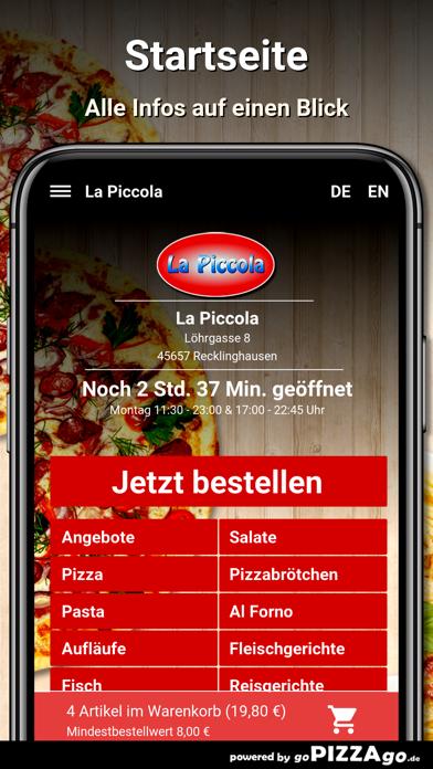 La Piccola Recklinghausen screenshot 2