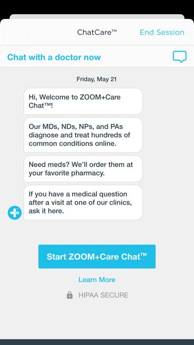 ZoomCare On-Demand HealthcareScreenshot of 3
