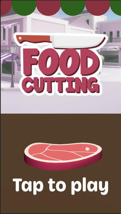 Food Cutting - Chopping Game screenshot 1