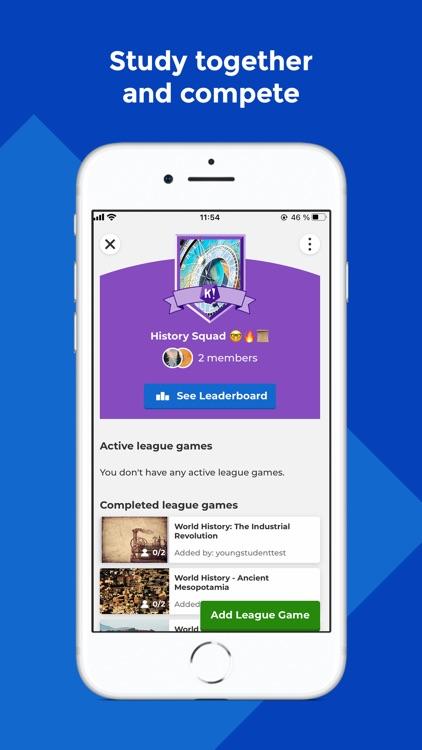 Kahoot! Play & Create Quizzes screenshot-9