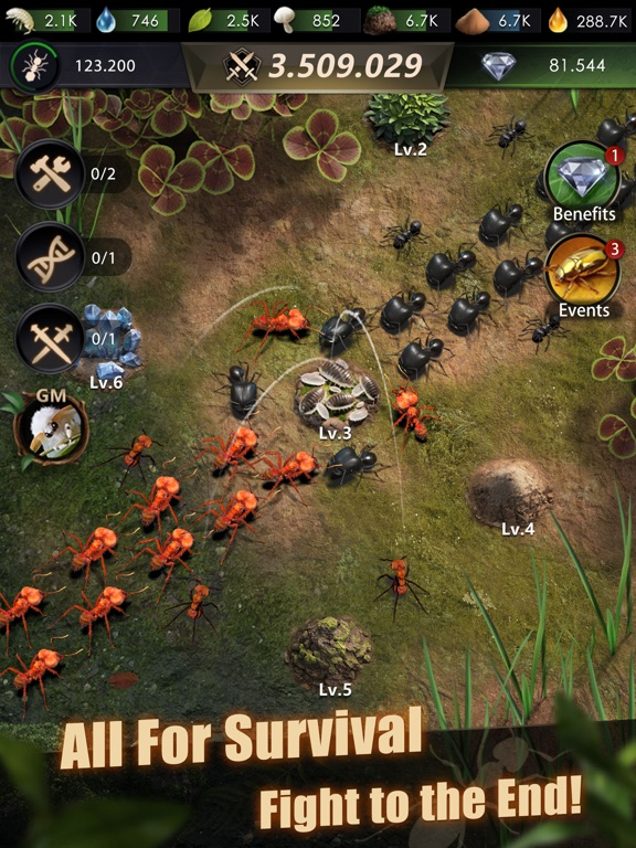 The Ants: Underground Kingdom screenshot 13