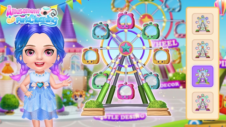 Amusement Park Cleaning screenshot-5