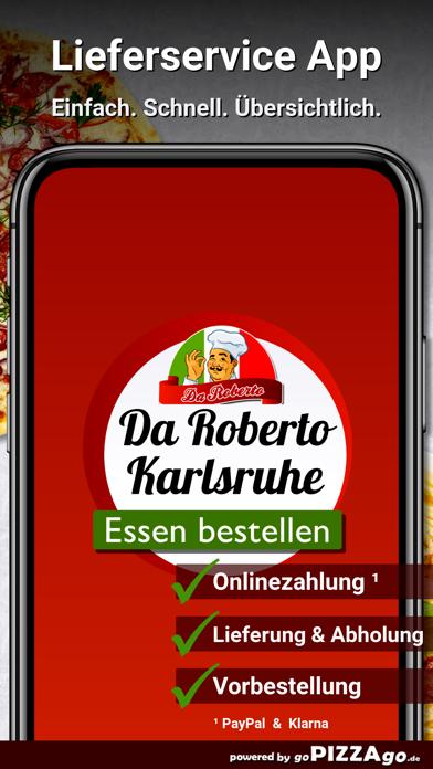Pizza Da Roberto Karlsruhe screenshot 1