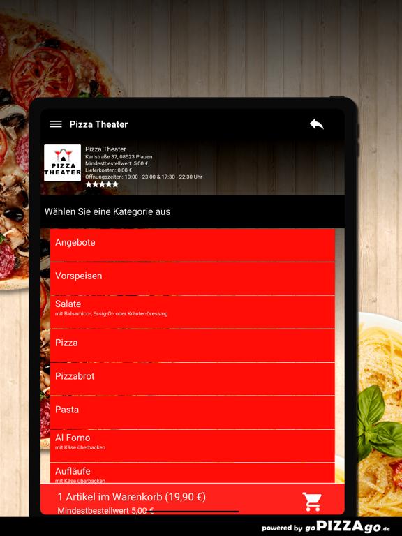 Pizza-Theater Plauen screenshot 7