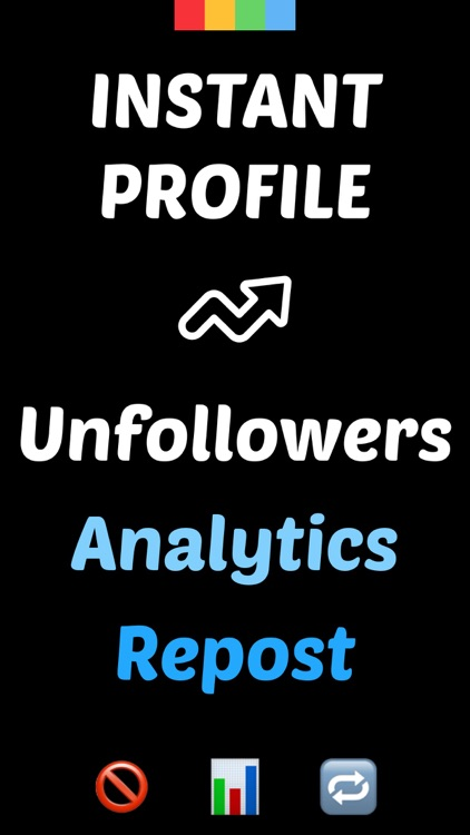 Instant Profile: Report for IG
