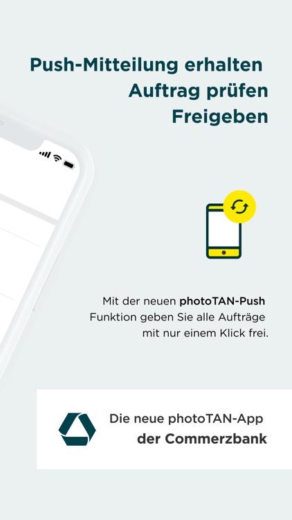 Commerzbank photoTAN