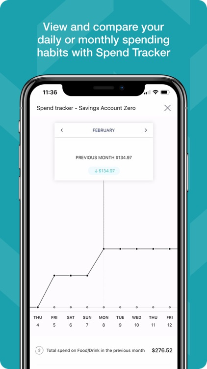 Qudos Bank Mobile screenshot-7