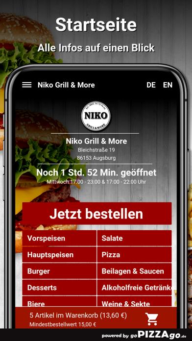 Niko Grill & More Augsburg screenshot 2