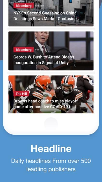 Opera News: Breaking & Local screenshot-5
