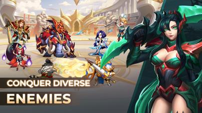 Summoners Era: Arena of Heroes iphone картинки