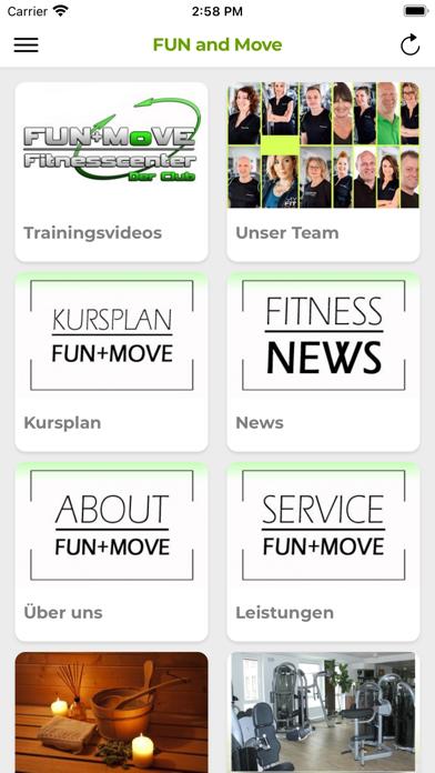Fun and MoveScreenshot von 1