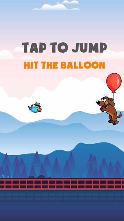 Balloon pop party