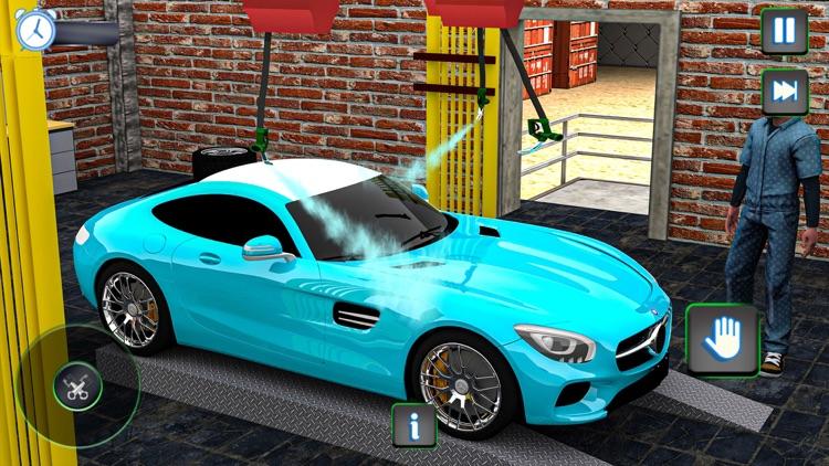 Car Mechanic Junkyard 3D Games screenshot-3