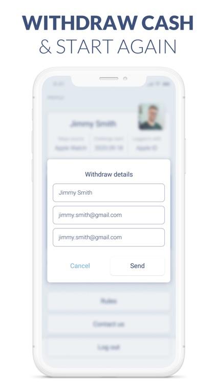 Million Steps - Earn Money App screenshot-4