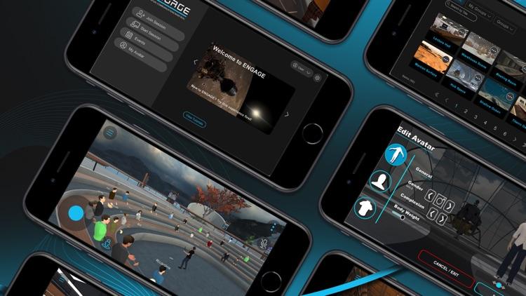 ENGAGE Virtual Communications screenshot-6