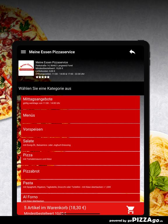 Meine Essen Langweid Foret screenshot 8