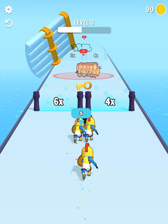 Crowd Fight 3D screenshot 8
