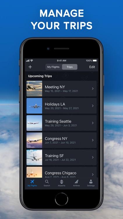 The Flight Tracker Pro screenshot-3