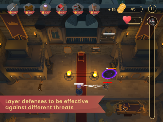 Defend the Crown screenshot 11