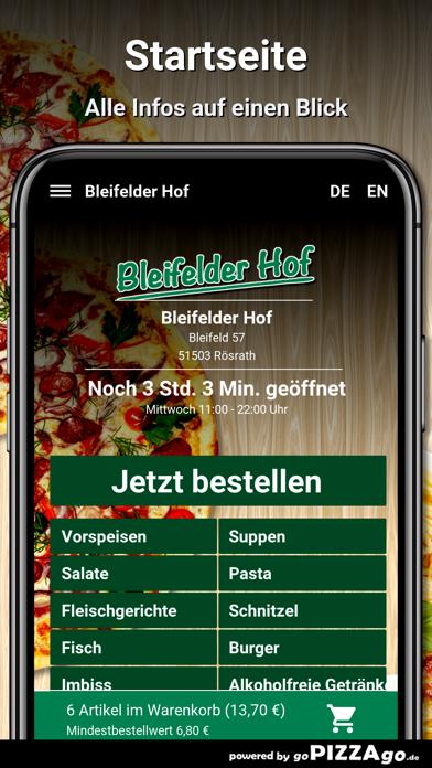 Bleifelder Hof Rösrath screenshot 2