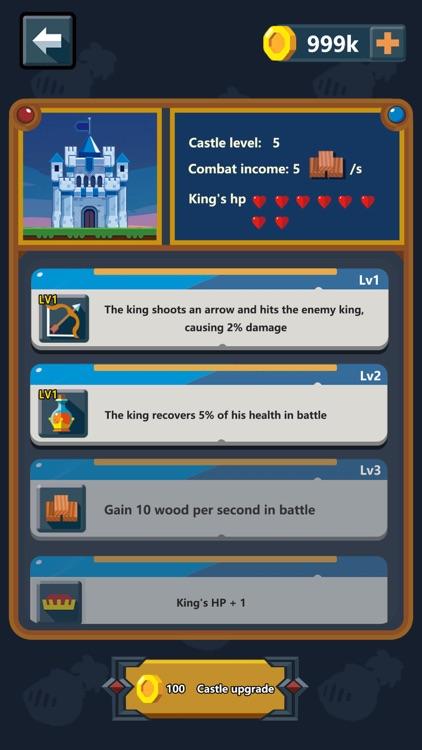 Castle Battle War screenshot-3