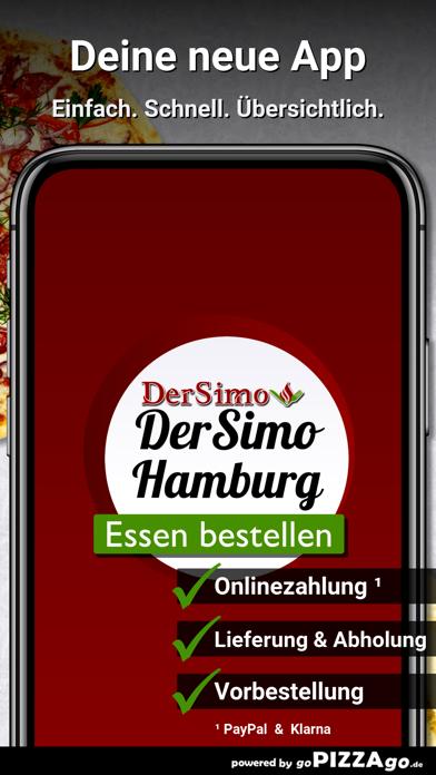 DerSimo Grill Hamburg screenshot 1