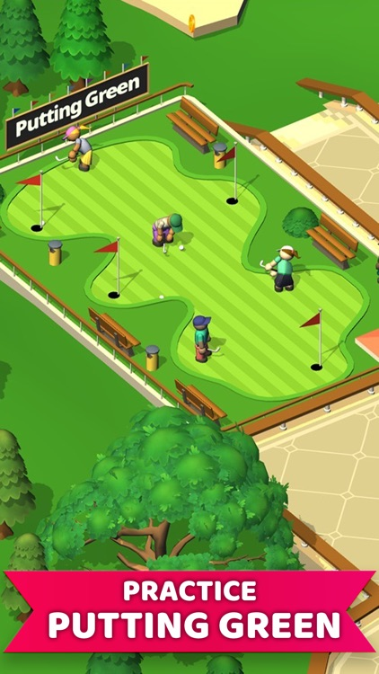 Idle Golf Club Manager Tycoon screenshot-4