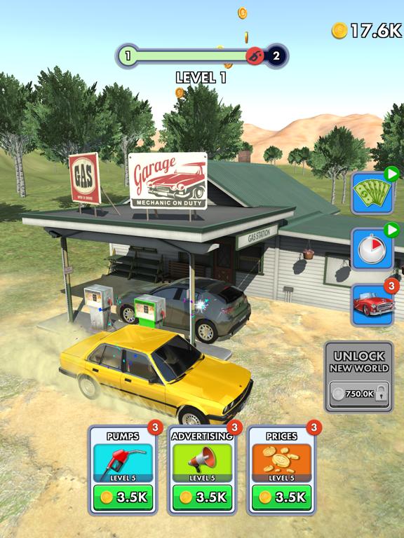 Gas Station. screenshot 6
