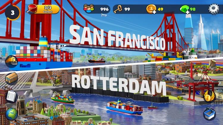 Port City: Ship Tycoon screenshot-3
