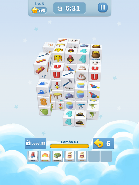 Cube Master 3D - Classic Match screenshot 9