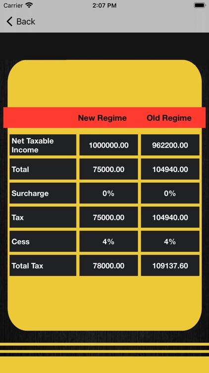 India Tax screenshot-6