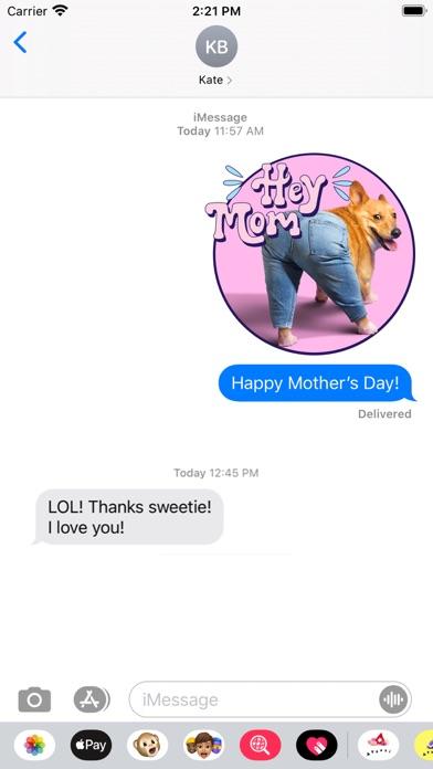 Avanti Awesome Mom Screenshot