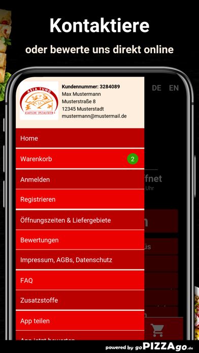 Asia Tung Hamburg screenshot 3
