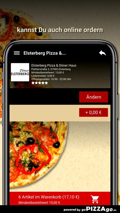 Elsterberg Pizza & Döner Haus screenshot 5