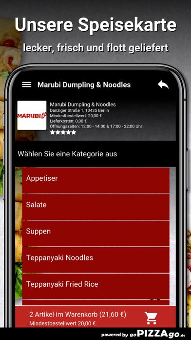 Marubi Berlin screenshot 4