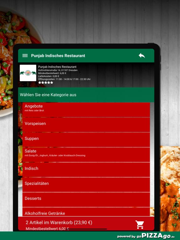 Punjab Dresden screenshot 8