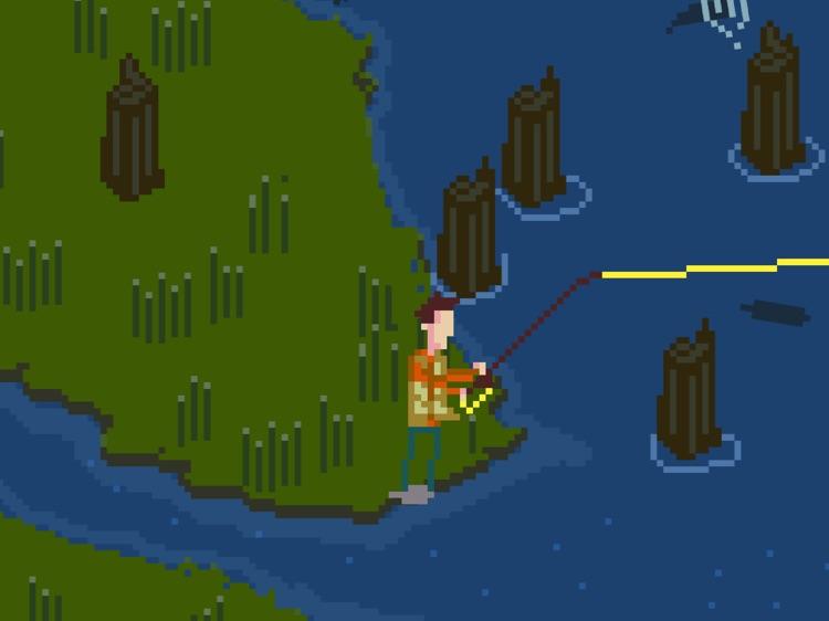 River Legends for iPad screenshot-6