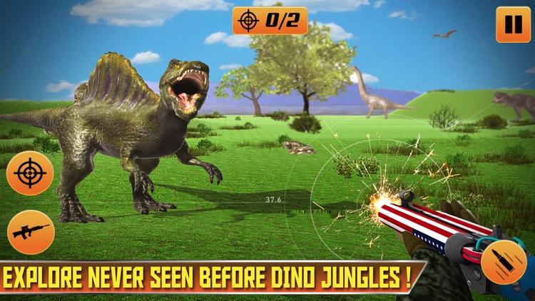 Deadly Dinosaur Hunting Game screenshot-3