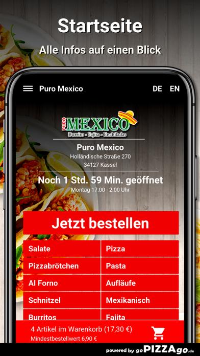 Puro Mexico Kassel screenshot 2
