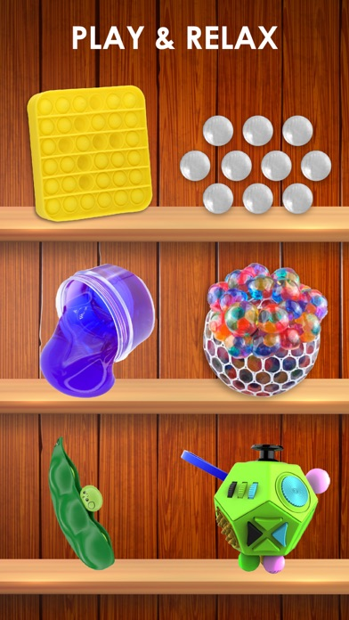 Fidget Toys 3Dのおすすめ画像2
