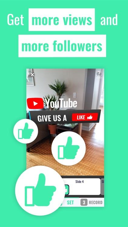 Artys: AR Captions for Videos screenshot-3