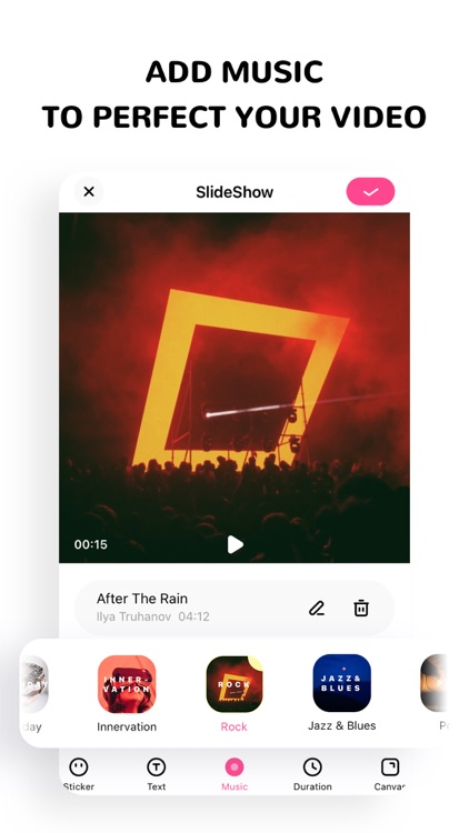 Slide Show Maker - With Music