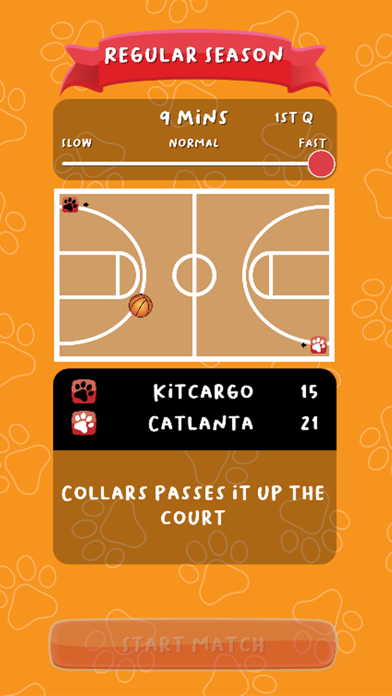 BasCATball Coach screenshot 2
